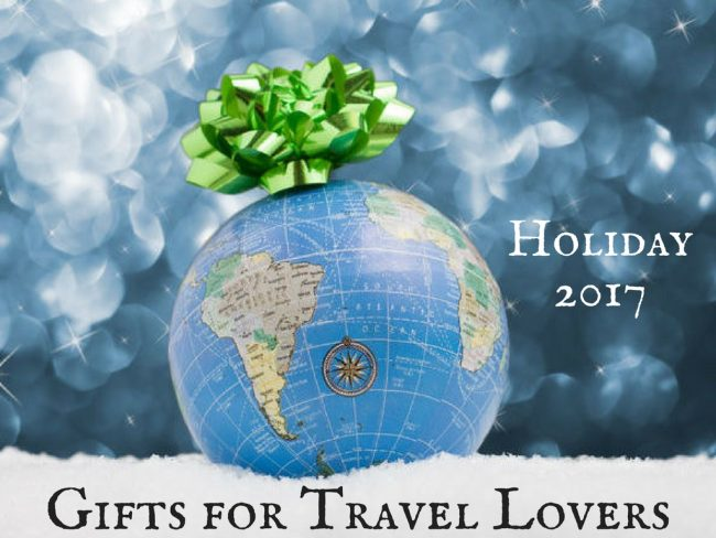 Post image for 12 Holiday Gifts for Travel Lovers: our 2017 list