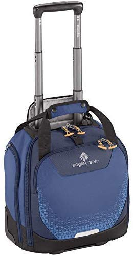 Eagle Creek Expanse Wheeled tote in blue