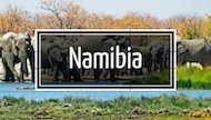 Link to Changes in Longitude blog stories about travel Namibia