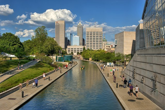 White River Canal Park, Things to do in Indianapolis