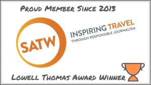 SATW membership banner