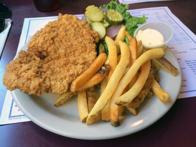 Pork Tenderloin sandwich, Things to do in Indianapolis