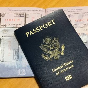 Schengen visa from USA is automatic with a US passport