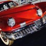 Tucker car aaca Museum