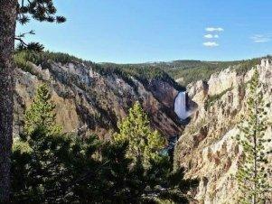 Slow travel through Yellowstone