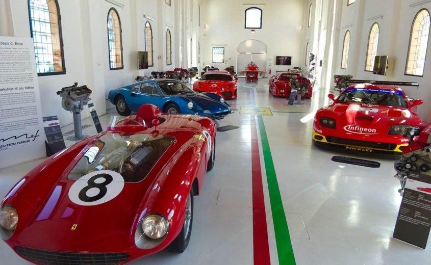 Enzo Ferrari Italy