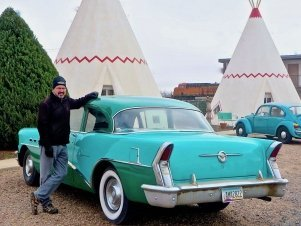 Wigwam Motel Arizona Route 66 road trip