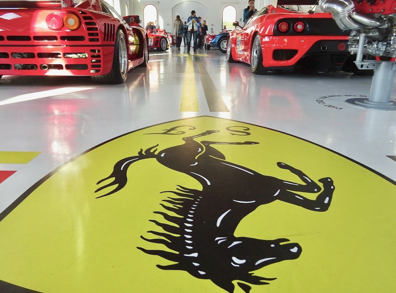 Modena Ferrari Museum